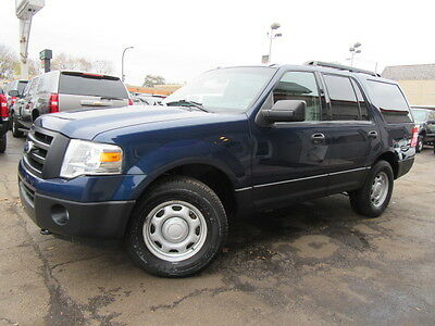 2011 Ford Expedition  Blue 4X4 SSV 66k Miles Tow Pkg Ex Fed Govt Owned Well Maintained