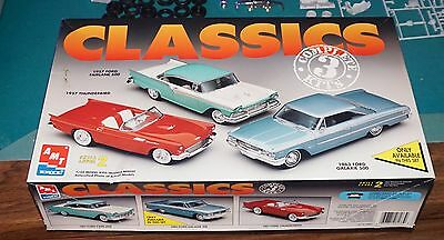 Ford Classics AMT 1/25 Plus Lots Of Extra Parts What You See IS What You Get.