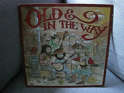 Old And In The Way LP VG