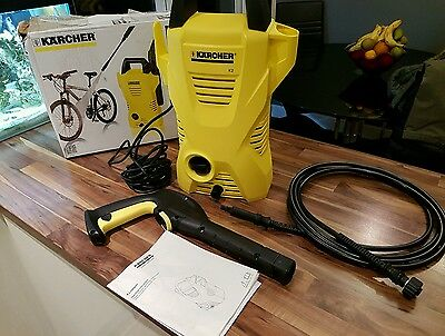 new Karcher K2 Compact Pressure Washer