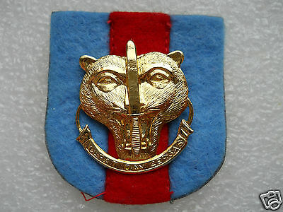 Malaysian Army Special Forces Beret Badge