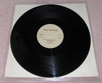 "The Smiths: This Charming Man, original UK 12"" RTT136 (1983) NO SLEEVE Morrissey"