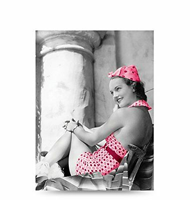 Letts Noteletts-Taccuino A6 a righe, bambina, colore: rosa