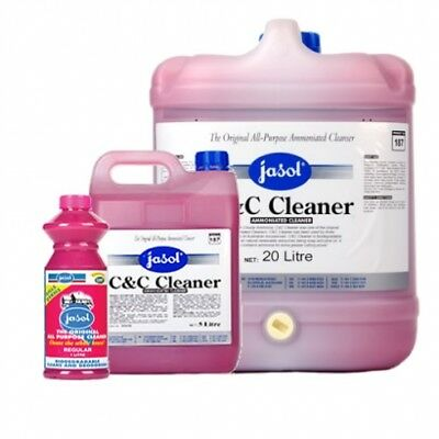 5 ltrs - Jasol Regular Cleaner Original All Purpose Household Cleaning Products