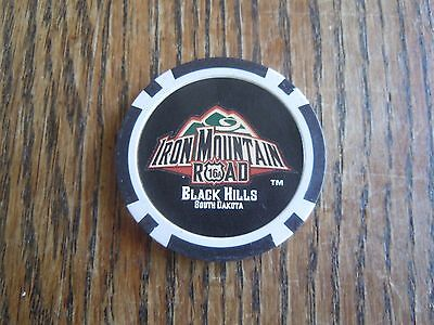 Iron Mountain Road 16A Black Hills S.d. Poker Chip