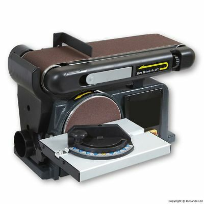 Heavy Duty Belt and Disc Sander