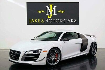 2012 Audi R8 GT...#276 OF 333 MADE...($216,810 MSRP!) 2012 Audi R8 GT, RARE COLLECTOR CAR, $216K MSRP! #276 OF 333 MADE, SUZUKA GREY!