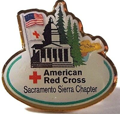 2004, Sacramento Sierra Chapter of the American Red Cross