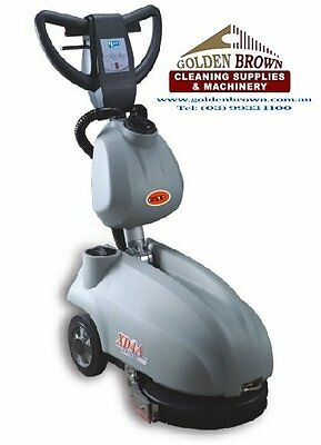 370mm Auto Scrubber Machine Battery Operator & Drier, with Internal Charger
