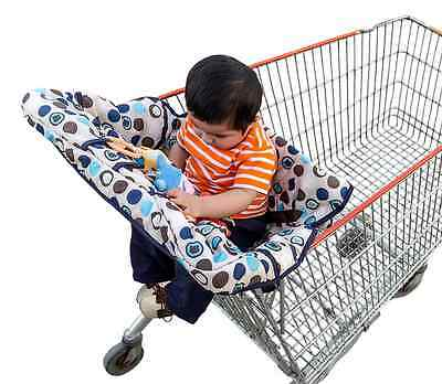 Crocnfrog 2-in-1 Cart & High Chair Cover