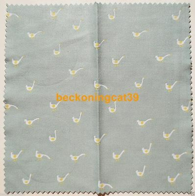 FREE SHIP New Lovely Cute Glass Cleaning Cloth Animal Duck Bird Green Gift JAPAN