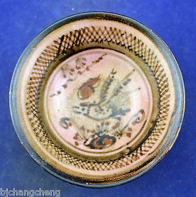 old Collectible Decorate Handwork porcelain Handmade bowl