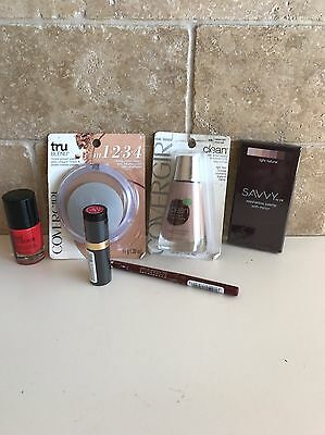 Bulk makeup  Covergirl Revlon Rimmel  and Australis