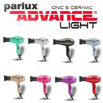 Parlux Advance Light Ionic Ceramic Hand Held Hair Dryer