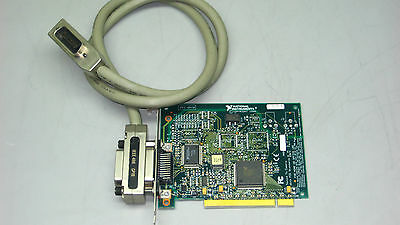 National Instruments PCI-GPIB 183617F-01 Interface Card W/ 3FT Cable  #TQ113