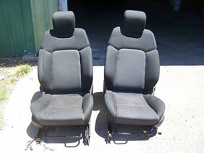 Holden Ve Ss Commodore Seats Series 2