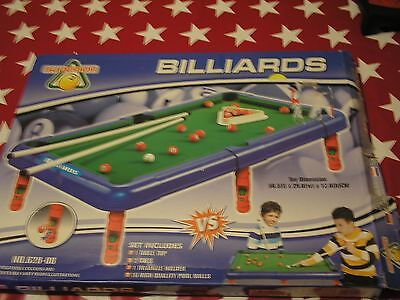 Kids Billiard table