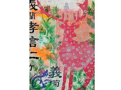 Heye 1,000 Piece Jigsaw Puzzle - Oh Deer! The Red One