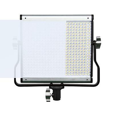 480pcs LED Light Panel Dimming Dimmable Brightness 5600K Lamp for Camera US F2S2