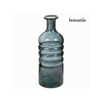 Petite bouteille grise silvia - Collection Crystal Colours Kitchen by Homania