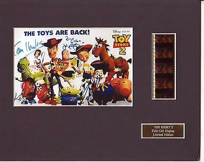 Toy Story 2 Film Cell Display #2 Limited Edition Rare