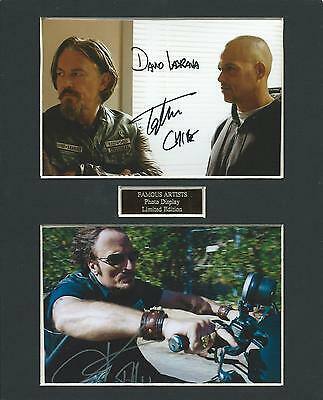 Sons Of Anarchy Dual Photo #2 Display Limited Edition