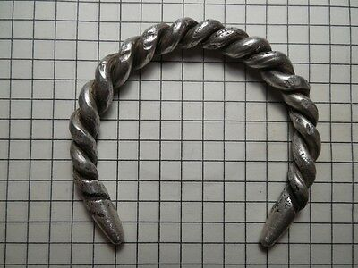 VIKING Period Silver Twisted Bracelet  800-1200 AD VF+++