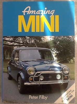 AMAZING MINI BY PETER FILBY COOPER GT HORNET ELF 30th Anniversary