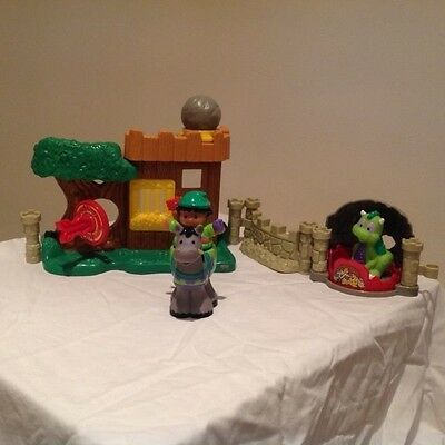 Fisher Price - Little People - Woodman's Cottage