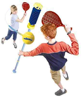 Mookie Classic Swingball Game Junior Racquet Outdoor All-Surface Tether Active