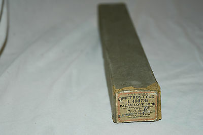 Antique Pianola, Player Piano Roll: PAGAN LOVE SONG (Metrostyle)