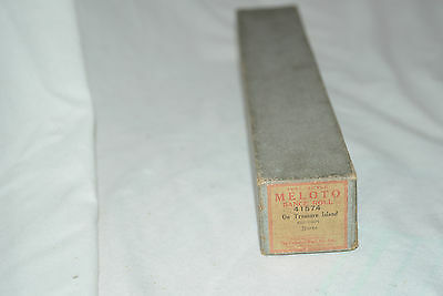 Antique Pianola, Player Piano Roll: ON TREASURE ISLAND (Meloto) 41574