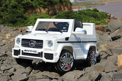 Licensed Mercedes Benz AMG G65 Kids Ride on Car With 2.4g remote controller whit