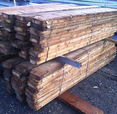 "8"" x 2"" Timber in packs of 30no"