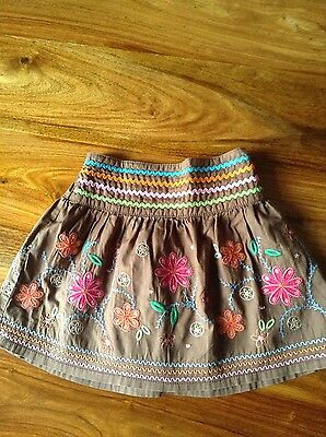 BABY GIRLS BROWN SKIRT FROM NEXT. 12-18 months
