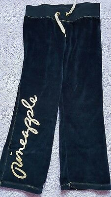 girls pineapple joggers age 7-8