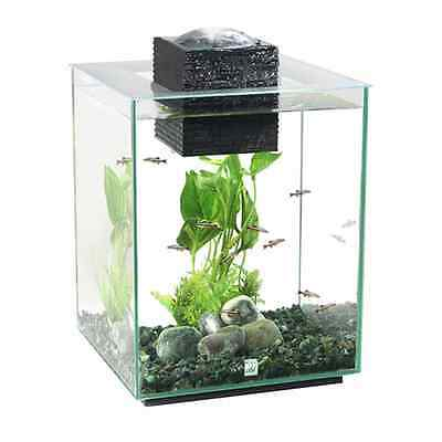 Fluval Chi II Aquarium Fish Tank 19 Litre, Latest Version 2 with LED Light