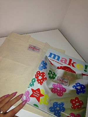 Cath Kidston Sewing Book With Bag