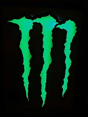 New Monster Energy Neon Sign Green Claw in original box 29x20x5 Free Shipping