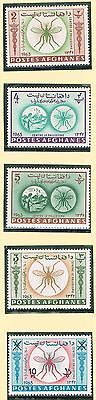 Afghanistan 1963 - AGAINST MALARIA - MNH #48