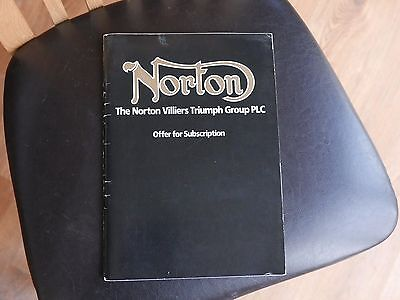 Norton Rotary Subscription Book