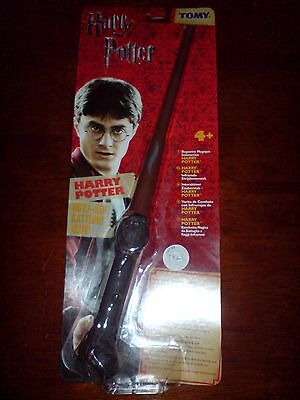 Harry Potter And The Deathly Hallows - Harry Potter Wand New Rare