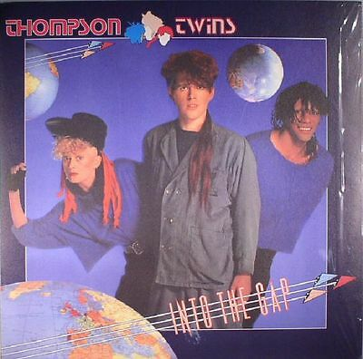 THOMPSON TWINS - Into The Gap - Vinyl (heavyweight blue vinyl LP)