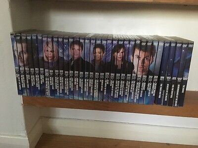 Dr. Who 9th & 10th Doctors Plus 5 Additional DVD's