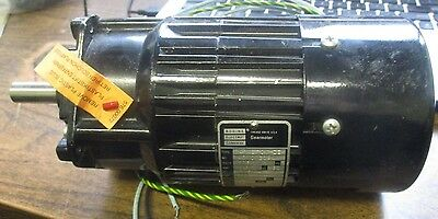 New Bodine Electric 1/15 Hp Gearmotor 34R4Bfci-Z2