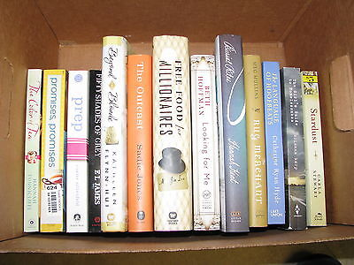 Lot of 13 Books - Trade Paperback and Hardcover