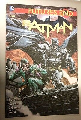 Futures End: Batman N. 1 - Come Nuovo! - Rw/lion