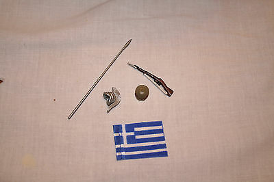 AOHNA, ATHENA, GREEK, SPARE PARTS for AOHNA TOY SOLDIERS
