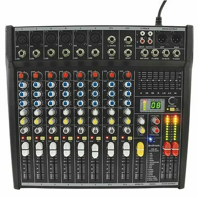 Citronic CSL10 Mixing Console With DSP Effects