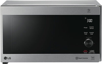 NEW LG MS4266OSS 42L 1200W Stainless Steel Inverter Microwave
